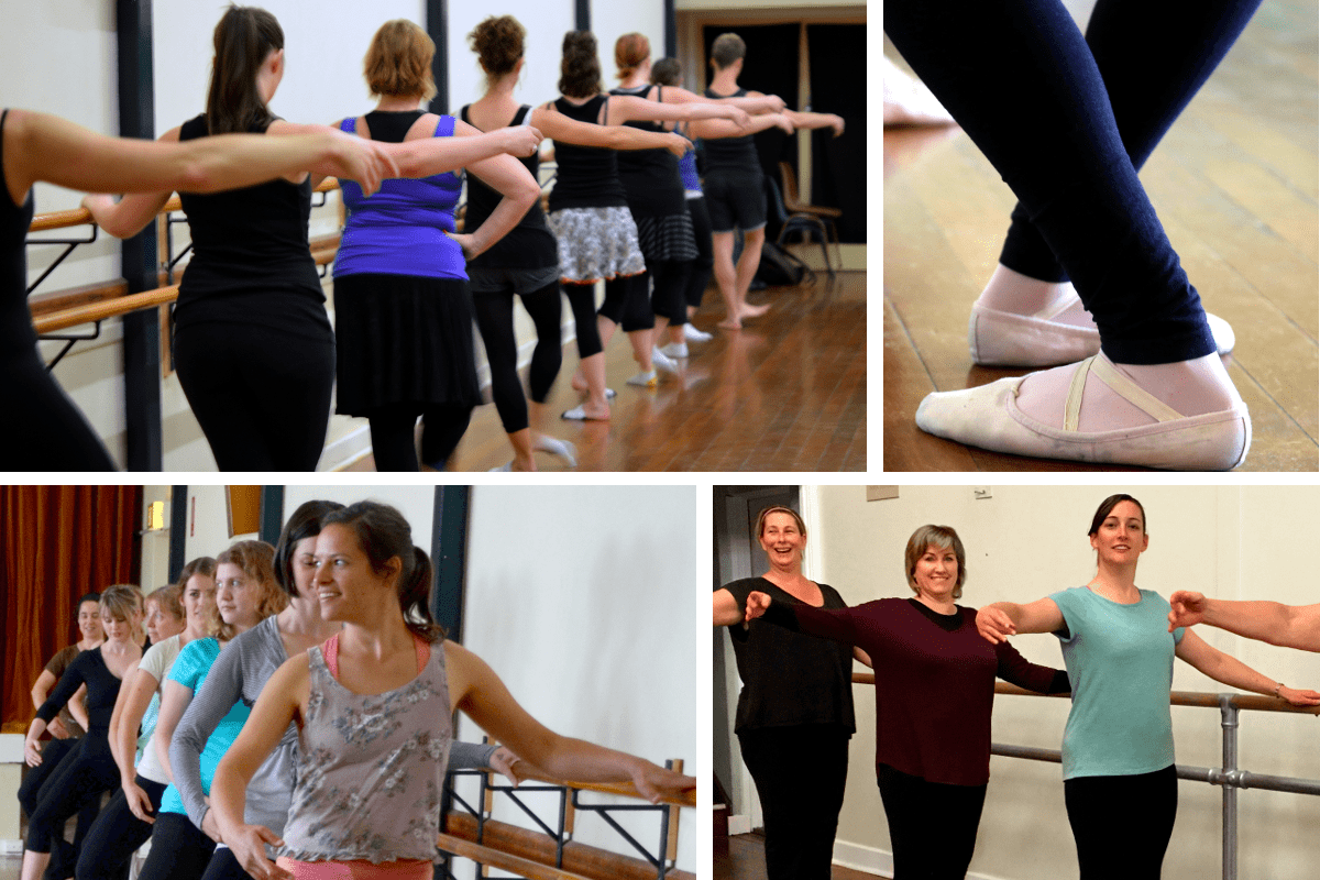Ballet Classes for Adults Adelaide