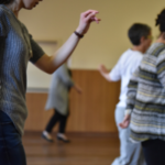 Tap dance classes for adults with Move Through Life Dance Studio