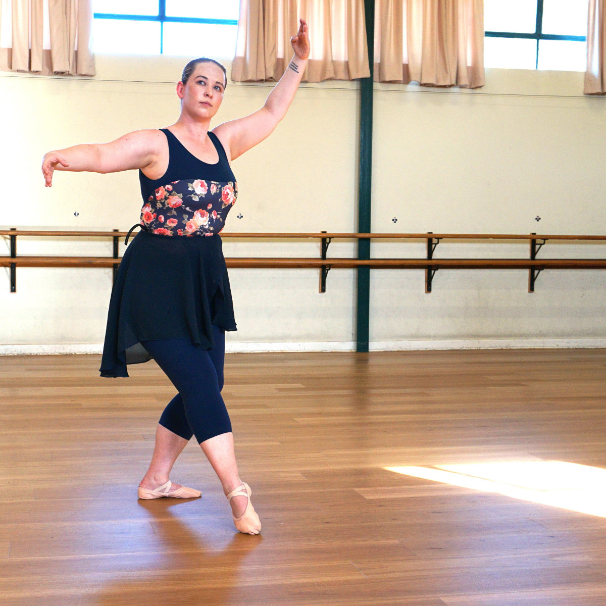 ballet classes for adults