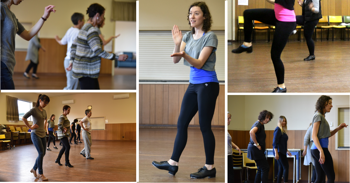 tap dance classes for adults