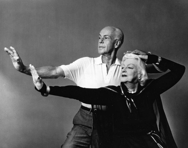 Ruth St Denis and Ted Shawn - Denishawn School and Company - Modern Dance Pioneers