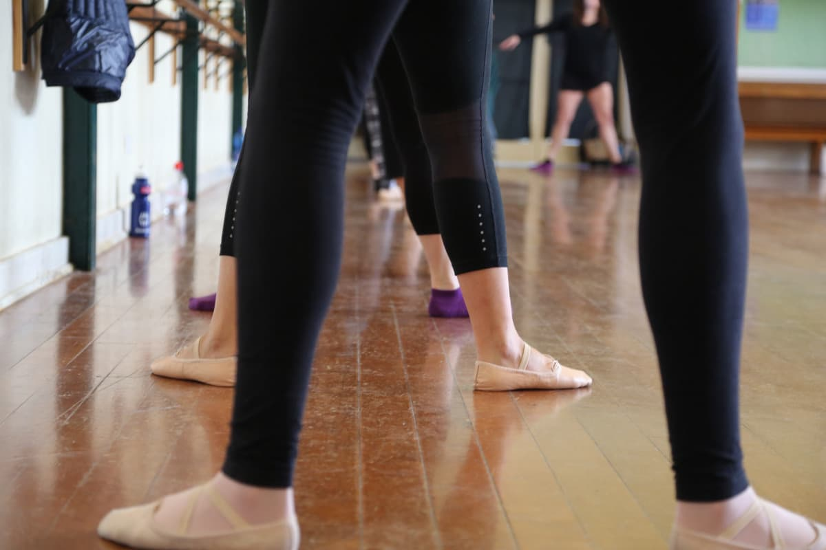 Dance classes are a great weight bearing exercise to help reduce your risk of osteoporosis