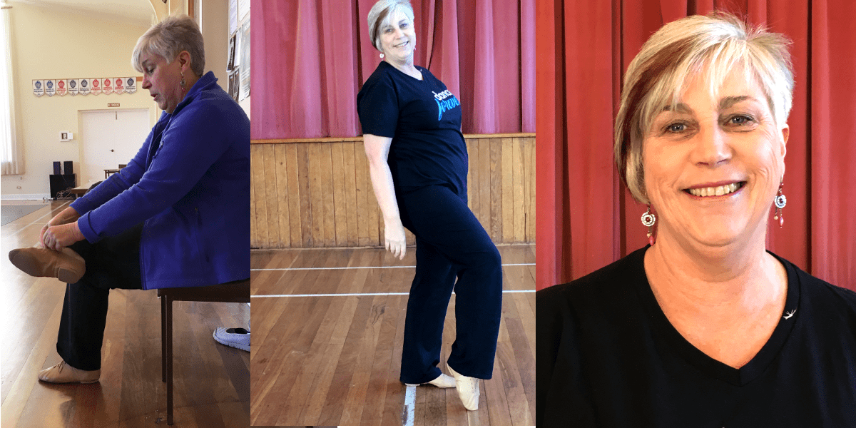 If you want to find your happy place, do what Marg did, and join a dance class at Move Through Life Dance Studio in Adelaide