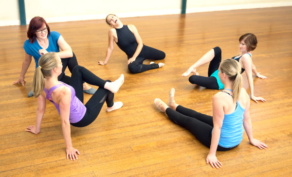 Dance classes for adults at