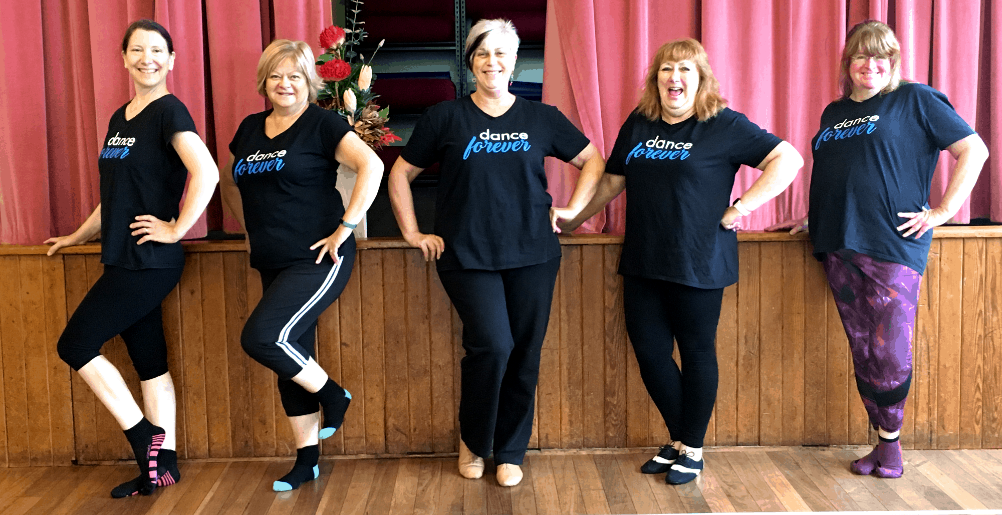 Dance classes for mature adults - keep you feeling young in body and mind - at Move Through LIfe Dance Studio