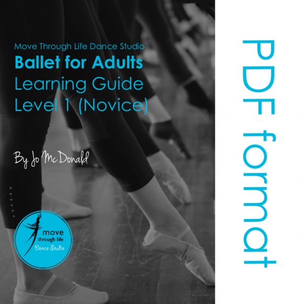 Ballet Guide level 1 - cover (PDF)