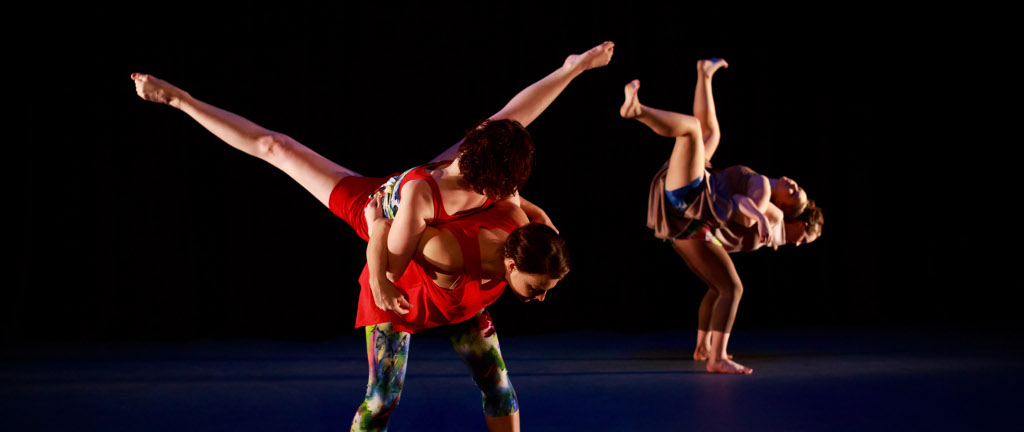 Dance performance for adults. Photo from 'We Were One' by Kirsty Duncan. Photo by Ryan Crowley